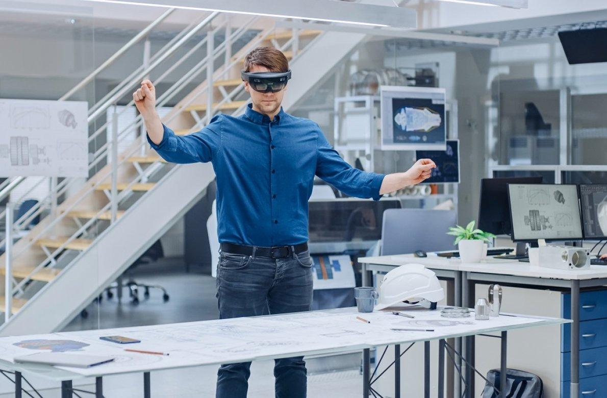 Od videoher do továren: Rozšířená realita bude pomalu vstupovat do výrobních podniků